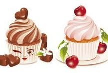 Sweets Clipart