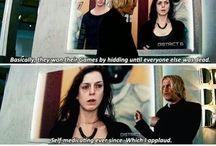 The Hunger Games Series - The morphlings