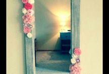 DIY miroir