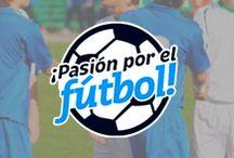 """Blog fútbol """"Pasión por el fútbol"""" / http://blog.futbol.decathlon.es/"""