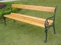 Lavičky / Benches