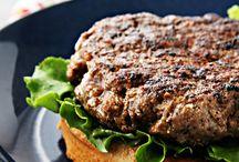 ACH Tone's: Gourmet Burger / Recipes using Weber Gourmet Burger seasoning!