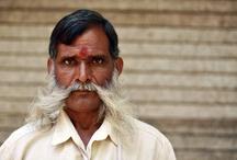 Indian mustaches ! / Lovin' it !
