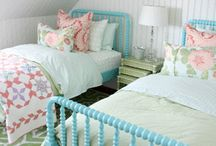 Interiors - Bedrooms for kids / teens / Bedrooms