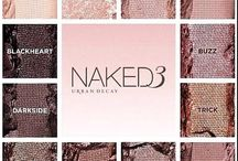 Naked  / Makeup inspiration from urban decay