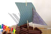 chasse au tresor /mer/ pirate / fete/ anniversaire  d enfants sur le theme de pirate  ocean mer poissons chasse au tresor