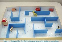 Tiny Boy's Playhouse / All the things I want to do for Tiny Boy, my dwarf hamster