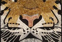 мозаик тигрис