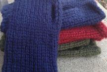 Knitting!  / by Jazmin Byrum