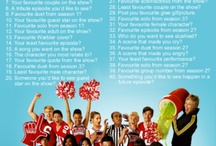 Glee 30 Day Challenge / A 30 Day Challenge on Glee (My fave TV show) (see my other board Glee Forever).