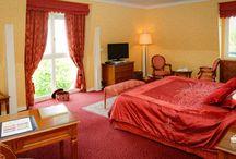 Les chambres du Manoir de la Poterie / Découvrez les chambres du Manoir de la Poterie ! Confort, Supérieure, Exécutive ou bien encore la suite Louis XVI !