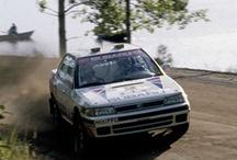 Subaru Rally Heritage