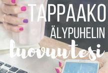 somevinkit ja bloggaaminen suomeksi