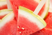 Summer Snacks for kids / Snacks for kids for summer or hot climates.
