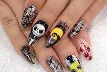 "Halloween Nails / Do""able"" Halloween nail designs / by Shannon Baxley"