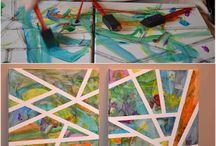 art show ideas