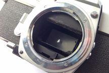 Minolta SRT101 SLR 35mm Film Camera Chrome Sliver from Japan #9 #Minolta