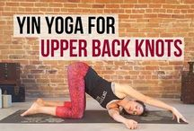Bodywork, yoga, stretching, excersise