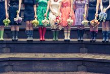 Bridesmaids Dresses / by Party and