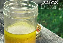 Salads and dressings / by Tara Bright