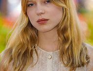 Lea Seydoux / styling and imagery