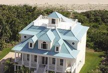 Rêve: maison des Hamptons