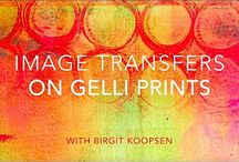 My videos for Gelli Arts® / All my Gelli Arts® video tutorials in one place. Find out all the fun and amazing things you can do with mono printing using the Gelli Arts® gel printing plate.