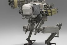 Mech Reference