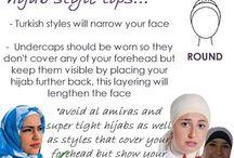 Hijaber's / Hijab fashion