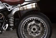 Motor bike Exhaust / Ideas for bike exhaust designs