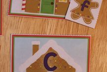 Preschool Gingerbread Theme
