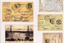 Vintage Cartas