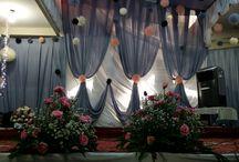 maulid decoration