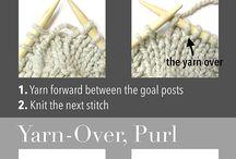 Yarn over!!!!!!