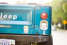 Jeep •      • / by Michele Vespi