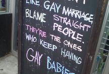 Love, Marriage & Equality / Accept one another.