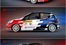 sport cars graphics
