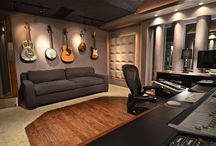 Music Studio Room Ideas