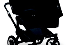 Bugaboo All Black / by Mik