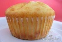 Muffinok,gofri