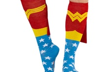Socks! / With the cold weather upon us, it is time to break out those awesomely silly socks!