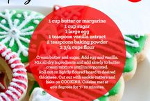 12 Days of Cookies with COOKINA / Bake a festive, fresh batch on your COOKINA Cuisine mat for the Holidays!