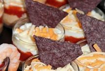 Bite Size Party Food/Beverage Ideas / by The Golf Gal
