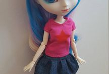 Pullip Clothes / Clothes handmade by myself for Pullip dolls, and for sale in my Etsy store, TheDollieBoutique!