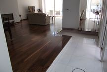 Interior & Exterior Wooden Flooring