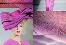Flower themes - Pink magenta