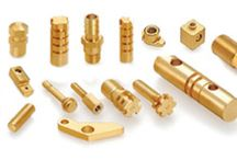 Brass Turned Components / We manufacture and supply Brass Turned Components, Brass Turned Parts, Brass Pressed Parts, which are used for a wide variety of uses and applications.