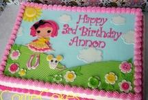 Lalaloopsy birthday party.