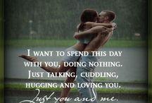 To boyfriend