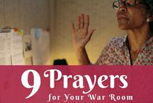 war room prayers for husband